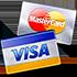 Visa/MasterCard EUR